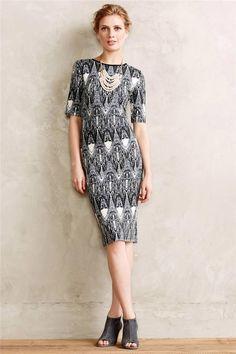 New Anthropologie Piche Dress Sz L Size Large NIP by Sam Lavi | eBay