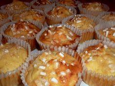 Muffins alle mele senza glutine