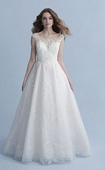 Wedding Dresses & Gowns | Disney's Fairy Tale Weddings & Honeymoons Snow White Wedding Dress, Snow Wedding, White Bridal, Dream Wedding, Disney Wedding Dresses, Princess Wedding Dresses, Disney Weddings, Wedding Disney, Princess Bridal