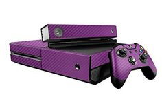 nice Microsoft Xbox One Skin (XB1) - NEW - 3D CARBON PURPLE - Air Release vinyl decal faceplate mod kit by System Skins  Protect your Microsoft Xbox One from scratches & dust with a unique custom vinyl decal accessory skin kit while giving you a new look that is 2nd ... http://gameclone.com.au/accessories/accessory-kits/microsoft-xbox-one-skin-xb1-new-3d-carbon-purple-air-release-vinyl-decal-faceplate-mod-kit-by-system-skins/