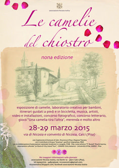 Le Camelie nel Chiostro 28-29 Marzo - Turismo - Walking in the City