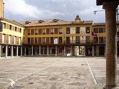 Tordesillas - Plaza Mayor  Caminhos & Labirintos
