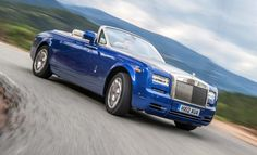2014 Rolls Royce Ghost Convertible