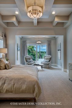 54 best Sumptuous Master Bedrooms - The Sater Design Collection ...