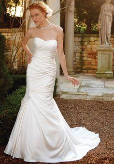 Casablanca Bridal 2037 Wedding Dress photo