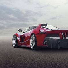 The FXX K is the most extreme Ferrari ever made.