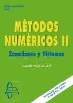 Ingebook - MÉTODOS NUMÉRICOS II - Ecuaciones y Sistemas