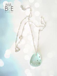 Seaglass necklaces from JewelryByMaeBee on #Etsy. www.jewelrybymaebee.etsy.com