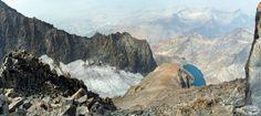 Banner Peak Backpack, Day 2 - Thousand Island Lake to Banner Peak to Rush Creek TH, September 13 2015
