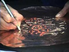 Aluminum Foil Art, Aluminum Crafts, Metal Crafts, Diy Crafts, Pewter Art, Polymer Clay Tools, Metal Embossing, Tin Art, Metal Art