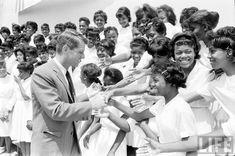 Robert Kennedy Date taken:1964 Photographer:George Silk