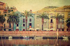 Bosa, Sardinia, Italy >> Someday I will live on this glorious island!