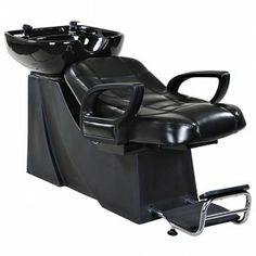"""Leigh"" Laid Back Shampoo Back Wash Unit, Angle view has pdf requirements  $509"