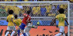 Cile-Brasile Qualificazioni Mondiali 2018 pronostico e info streaming. Match Girone di Qualificazione Sud America. Venerdì 09-10-2015 ore 01.30