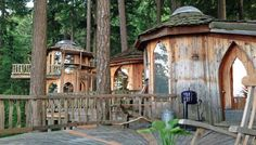 Fanciful 'Hobbit House' reimagines the treehouse   MNN - Mother Nature Network
