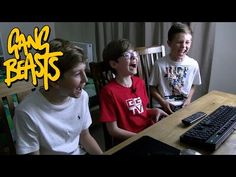GANG BEASTS!!! WITH FRIENDS!! | Steam Game - YouTube