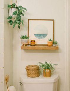 Bathroom interior boho , small bathroom i. - Bathroom interior boho , small bathroom interior, bathroom i - Diy Bathroom, Beach Bathrooms, Bathroom Interior, Bathroom Black, Glass Bathroom, Bathroom Remodeling, Modern Bathroom, Silver Bathroom, Budget Bathroom