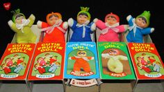 Cutle Fruitie Dolls. by Best Toy (Hong Kong) | Flickr - Photo Sharing!
