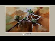 ▶ Thorn&watercolor - YouTube