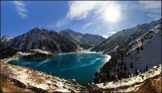 kazakhstan landscape - Google Search