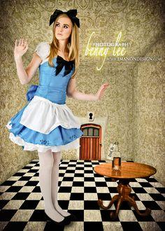 Alice in Wonderland 07 by *Benny-Lee on deviantART