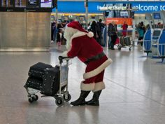 In case any of you are traveling to see us this Holiday Season - How to Survive the Year's Busiest Travel Day
