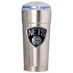 Brooklyn Nets Eagle Tumbler, Multicolor