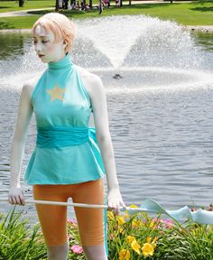 pearl cosplay steven universe
