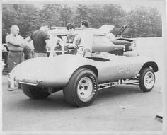 Connecticut Dragway 1965