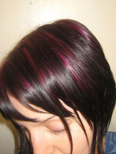 Purple Highlights by abcdefghijklmnopq, via Flickr