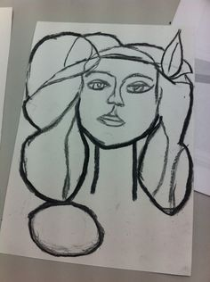 My line drawing