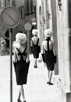 Norman Parkinson, 1960's.