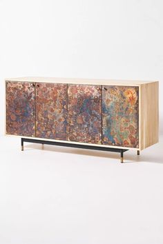 Mod Reactive Sideboard | Anthropologie
