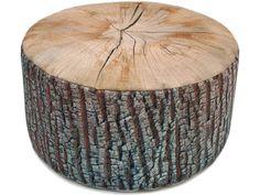 | 'wooden' pillow |