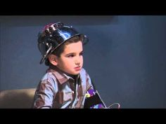 Watch Jimmy Kimmel Put Little Boy Through Fake Lie Detector Test. #1