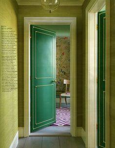 nailhead door