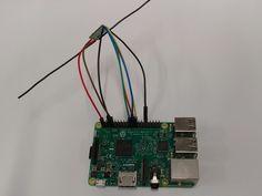 LoRa - Raspberry Pi - Single Channel Gateway - Cheap!