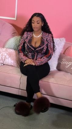 @BARBiiESOSA Black Girl Fashion, Dope Fashion, Fashion Killa, Fashion Outfits, Womens Fashion, Fashion Ideas, Chill Outfits, Cute Outfits, Lira Galore