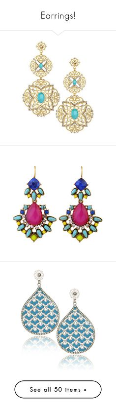 """""""Earrings!"""" by robinintherain ❤ liked on Polyvore featuring jewelry, earrings, accessories, multicolor earrings, boho earrings, bohemian chandelier earrings, long earrings, bohemian earrings, aros and swarovski crystal earrings"""