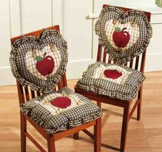 Chair Pads Kitchen Table Amd Chairs 18 Best Cushions Images Cool Kitchens Dining Room With Ties Home Furniture Design
