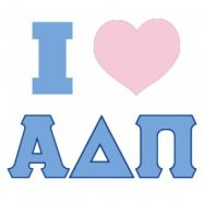 ADPi - If only we had pinterest back then!