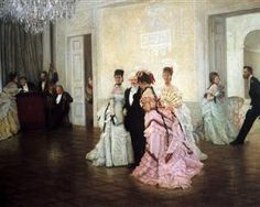 Too Early - James Tissot