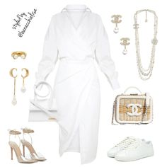 Polyvore Dress, Polyvore Outfits, Pretty Outfits, Chic Outfits, Fashion Outfits, Modesty Fashion, Fashion Vocabulary, Summer Dress Outfits, Kawaii Clothes