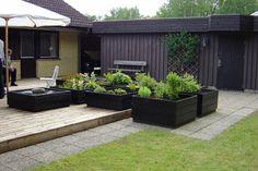 Almbacken: I vår ska det byggas planteringslådor