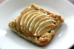 Puff Pastry Apple Tartlets with Salted Caramel by artofdessert, via Flickr