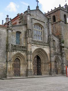 Main church of Lamego, Viseu.#Portugal #PORTUGALmilenar