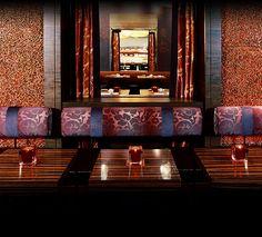 Nobu restaurant on La Cienega in Los Angeles - terrific service and food