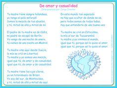 Me encanta escribir en español: la nacionalidad