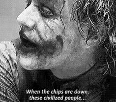 Joker Ledger, Heath Ledger Joker Quotes, Heath Legder, Joker Heath, Batman Art, Joker Batman, Everything Burns, In The Pale Moonlight, Iconic Characters