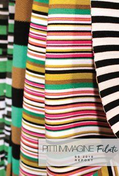 Fashion Fair Report - Pitti Filati - SS18